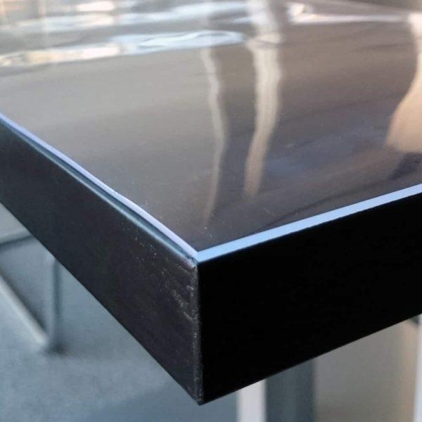 Doorzichtig tafelzeil op maat 2mm dik