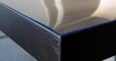 Doorzichtig transparant PVC tafelzeil 1 mm dun
