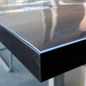 PVC Tafelzeil Transparant 2mm dik doorzihctig