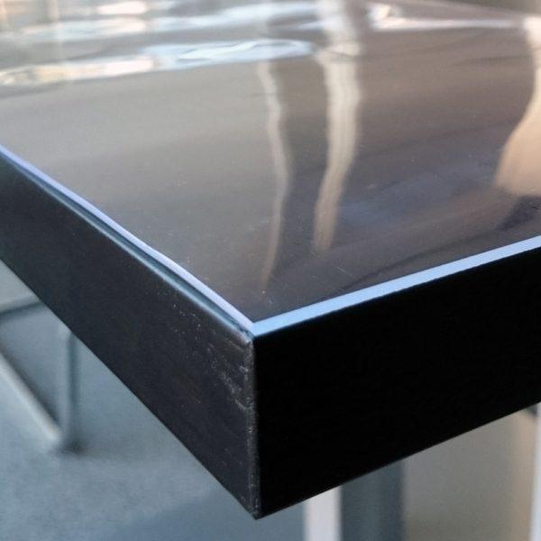 Tafelzeil transparant 2mm dik