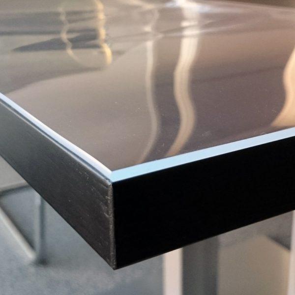 Doorzichtig Transparant PVC tafelzeil 3 mm dik