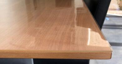 Transparant doorzichtig PVC tafelzeil 2mm dik