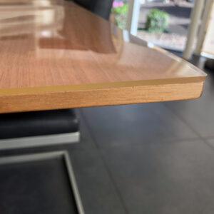 Transparant doorzichtig PVC tafelzeil 3mm dik tafelbeschermer