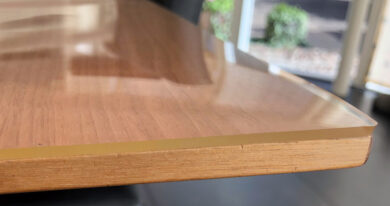 Transparant doorzichtig PVC tafelzeil 3mm dik