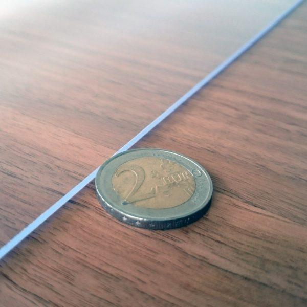Tafelzeil Detail Euro